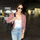 Vaani Kapoor and Boman Irani snapped at the airport