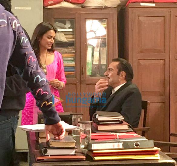 On The Sets Of The Movie Yamla Pagla Deewana Phir Se