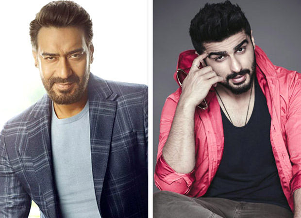 Ajay Devgn takes Arjun Kapoor under his wings