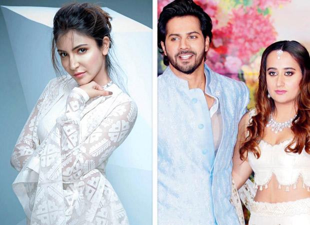 Anushka Sharma thinks her Sui Dhaaga co-star Varun Dhawan will make a great husband to Natasha Dalal