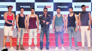 CHECK OUT Tiger Shroff unveils Macho's new product Part 1