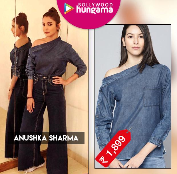 Celebrity Splurges - Anushka Sharma
