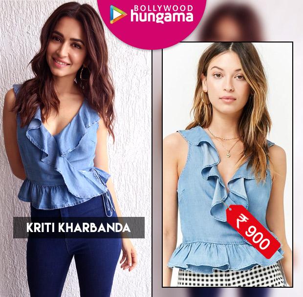 Celebrity Splurges - Kriti Kharbanda