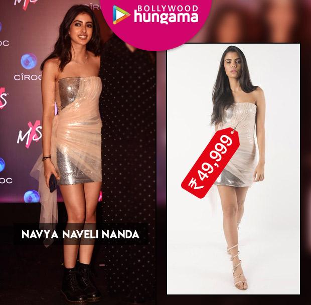 Celebrity Splurges - Navya Naveli Nanda