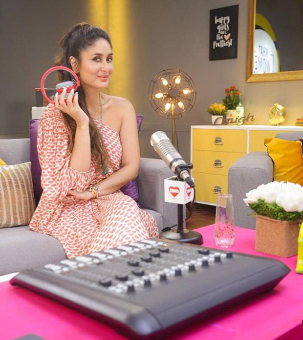 FIRST LOOK Kareena Kapoor Khan makes her debut as RADIO HOST and she looks stunning as always