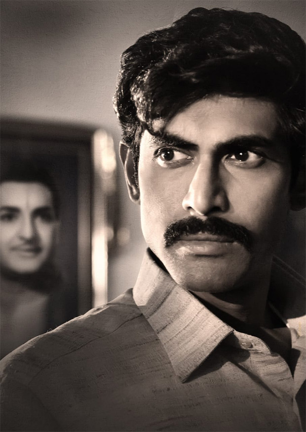 FIRST LOOK: Rana Daggubati as young Chandra Babu Naidu in NTR biopic demands your attention RIGHT NOW!