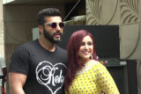 Film Namastey England Promotion With Arjun Kapoor & Parineeti Chopra