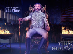FIRST LOOK: British actor John Clive as merciless and cruel ruler in Aamir Khan starrer Thugs Of Hindostan