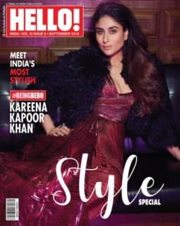 Kareena Kapoor Khan On The Cover Of Hello!