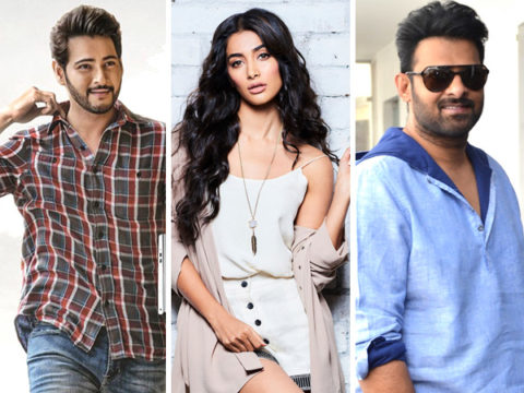 Here's how Pooja Hegde is juggling between Housefull 4, Mahesh Babu starrer Maharshi and Baahubali actor Prabhas starrer
