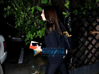 Huma Qureshi, Iulia Vantur and others spotted in Bandra
