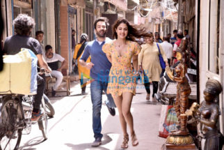 Movie Stills Of The Movie Jalebi