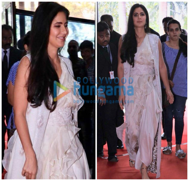 Katrina Kaif in Anamika Khanna for Thugs Of Hindostan trailer launch (3)