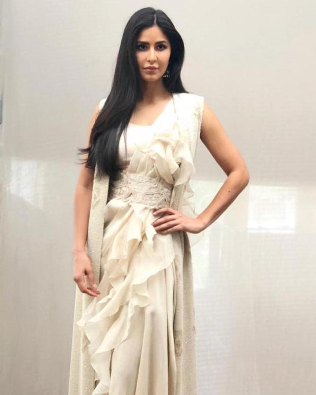 Katrina Kaif in Anamika Khanna for Thugs Of Hindostan trailer launch (5)