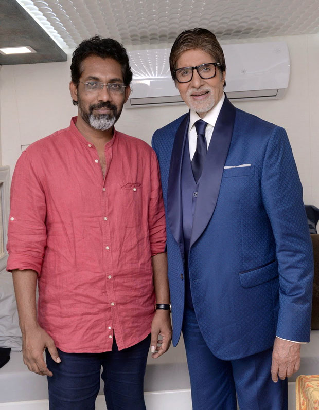 Post Thugs Of Hindostan, Amitabh Bachchan to start shooting for Bhushan Kumar & Nagraj Manjule's Jhund