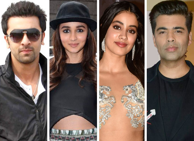 Ranbir Kapoor, Alia Bhatt and Janhvi Kapoor to star in Karan Johar's Kuch Kuch Hota Hai sequel (Read on)