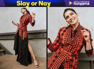 Slay or Nay - Samantha Ruth Prabhu in Mohammad Mazhar for U-Turn success bash (1)