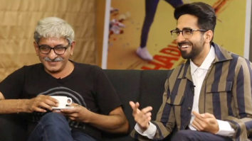 Sriram Raghavan I am keen on WEB-SERIES because... Ayushmann Khurrana Andhadhun