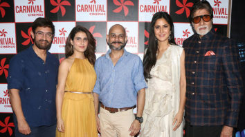 Thugs Of Hindostan – Official Trailer Launch – Aamir Amitabh Katrina Fatima Full Event part 3