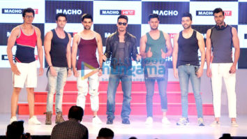 Tiger Shroff snapped at Macho event