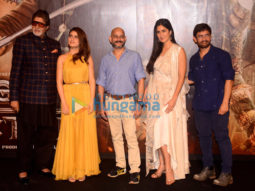 Trailer launch of the film 'Thugs Of Hindostan'