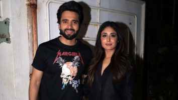 Film Mitron Star Studded Screening   Kritika kamra   Jackky Bhagnani