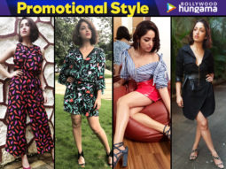 Yami Gautam for Batti Gul Meter Chalu promotions