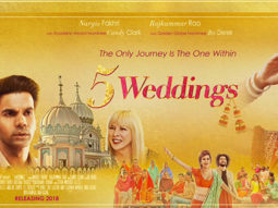 First Look Of The Movie 5 Weddings