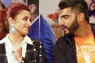 B-talk Arjun Kapoor RAPS for Parineeti Sharman Joshi on Golmaal Sajid Khan unfiltered