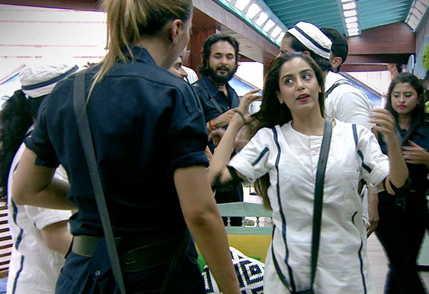 Bigg Boss 12 October 9 highlights: Surbhi Rana gets SLAMMED for getting violent, Nehha Pendse to be eliminated mid-week?