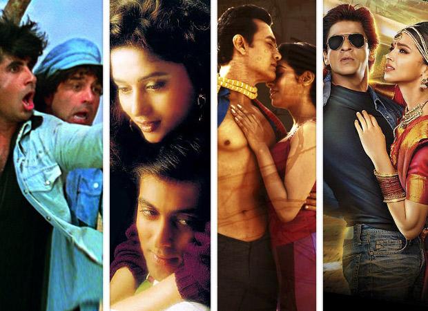 Bollywood's All Time Grossers Aamir Khan DEFEATS Salman Khan, Shah Rukh Khan, Amitabh Bachchan, Dilip Kumar and Dharmendra!1