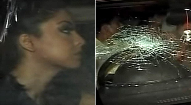EXCLUSIVE Cameraman seen damaging Tanushree Dutta's car in 2008 video reveals SHOCKING TRUTH about the incident