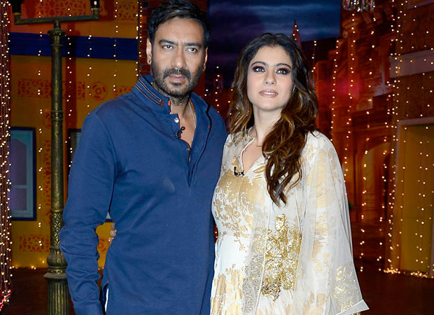 EXCLUSIVE Kajol may star opposite Ajay Devgn in TAANAJI; 5 sets worth Rs. 7 cr erected in Mumbai