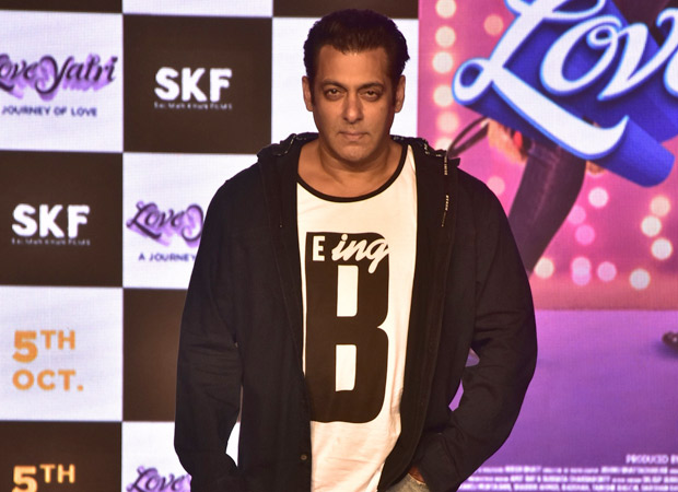 EXCLUSIVE: Salman Khan shoots promotional song for Aayush Sharma's LoveYatri