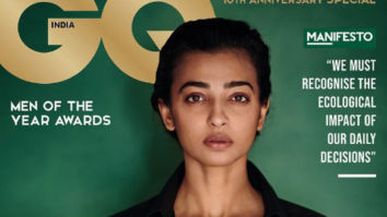 Radhika Apte On The Cover Of Go India