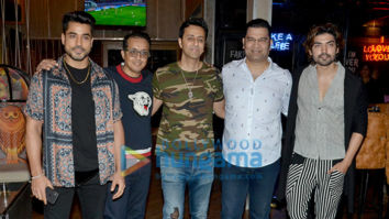 Gurmeet Choudhary and others grace the wrap up bash of Roam Roam