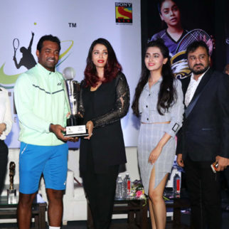 Aishwarya Rai,Sumona Chakravarti,Rashami Desai & others at the launch of Tennis Premier League