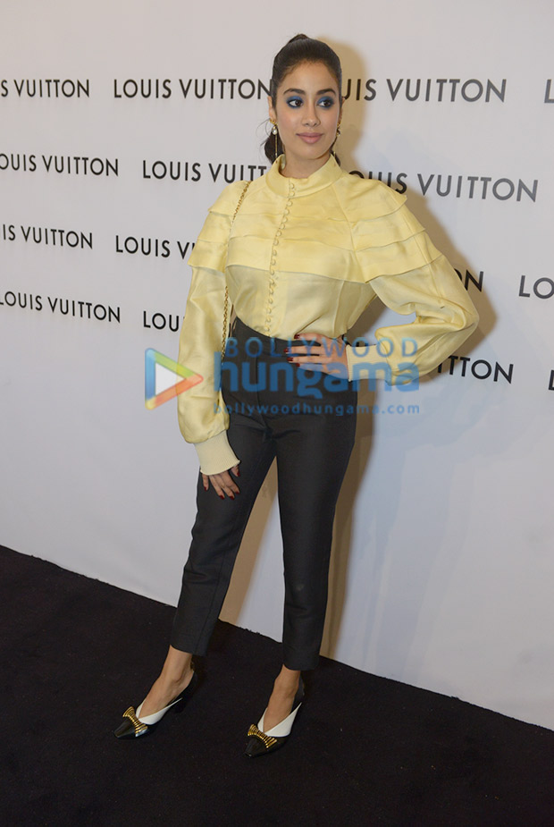 Janhvi Kapoor in LV at LV store launch in Delhi (6)