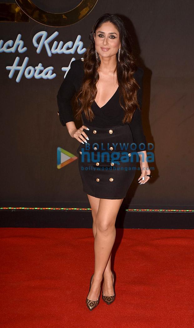 Kareena Kapoor Khan in Balmain for for 20 years of Kuch Kuch Hota Hai celebrations (2)