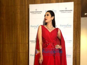 Karisma Kapoor snapped in Jammu