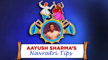 LoveYatri Star Aayush Sharma's Tips for this Navratri Season
