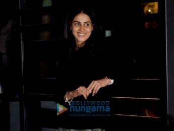 Riteish Deshmukh, Genelia Dsouza, Raina Sachiin Joshi and others snapped at BKC