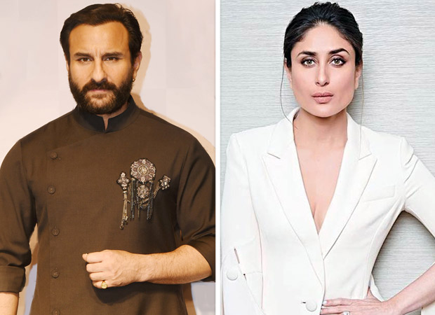 Saif Ali Khan and Kareena Kapoor Khan to come together on screen? The Nawab answers