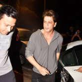 Shahrukh Khan,Karan Johar,Kiran Rao & Others at Zoya Akhtar Birhtday Bash