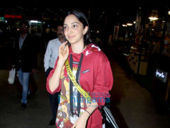 Urvashi Rautela, Javed Akhtar and others snapped at the airport