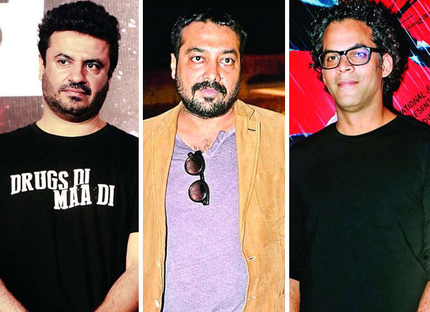 Vikas Bahl files a Rs. 10 CRORE LAWSUIT against Phantom partners Vikramaditya Motwane and Anurag Kashyap