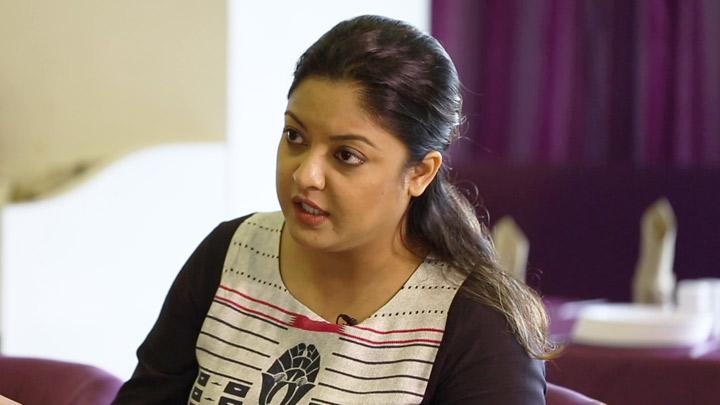 Vivek Agnihotri ko AURAT jaat se badi problem hai Tanushree Dutta Interview