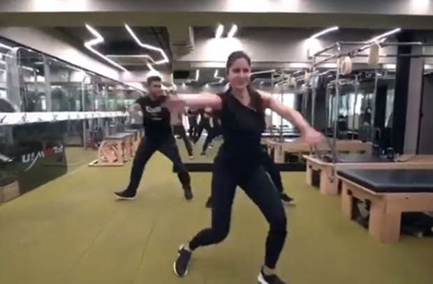 WATCH: Katrina Kaif's athletic 'Chogada' moves are definitely unmissable
