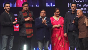 12th Annual Positive Health Award ceremony with Shatrughan Sinha & Others Part 2