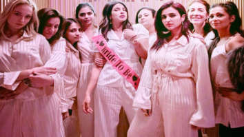 Another 'Badass' Chic Party for Priyanka Chopra and this one is Pyjama style!